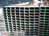 50mmx30mm Black Rectangular Steel Pipe