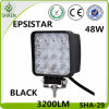 Factory Price LED Working Lamp 4*4 LED 48W