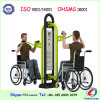 Body Pull up Rack Hand Wheel Building Outdoor Fitness Equipment