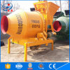 2016 Jinsheng New Style with Portable Self Loading Jzc500 Concrete Mixer