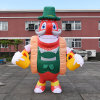 Outdoor Activities Advertising Decoration Event Inflatable Clown Costumes, Inflatable Mascot Costumes