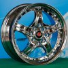 TUV Jwl Via Tse Sfi Forged Aluminum Wheel 4/5X100/114.3-120 off Road ATV 17/18/19/22 Inch