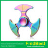 Fs026 Bat Wing Zinc Alloy Tri-Bar Fidget Spinner Hand Finger Spinner