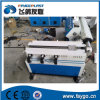 PE PP PVC Single Wall Plastic Corrugated Pipe Production Line