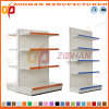 Manufactured Customized Supermarket Retail Display Shelving (Zhs211)