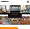 Luxury Commercial Hotel Fireproof Wilton Carpet, Broadloom Commercial Nylon Printed Cinema Carpet