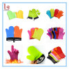 Kitchen Cooking Oven BBQ Heat Resistant Silicone Gloves