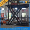 Underground Hydraulic Scissor Car Lifter with Ce