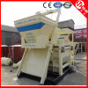 Js1000 Concrete Mixer with Hopper