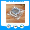 2016 Popular Zipper Lock PVC Jewelry Pouches Transparent Resealable
