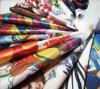 Direct Dye Sublimation Textile Satin Fabric
