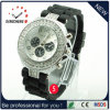 Silicone Wristwatch Quartz Watch Wristband Geneva Watches (DC-440)