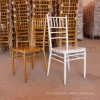 Restaurant Furniture Wedding Metal Iron Aluminum Chiavari Chair for Events