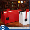 Powder Coated Galvanzied Steel Outdoor Us Mailbox
