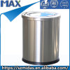 Stainless Steel Airtight Swing Top Lid Small Waste Trash Bin