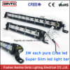 Slim 7.4inch Head Lamp Offroad 4X4 Driving LED Light Bar (GT3520-18)