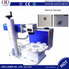 Automatically Auto Rotary Laser Marking Machine for Metal Plastic Logo Mark