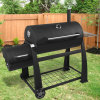 Backyard Lokki BBQ Smoker Barbecue Grill