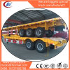 20FT or 40FT Container Skeleton Truck Semi-Trailer