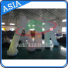 Popular Advertising Inflatable Decoration, Inflatable Illumination Letter, Alphabet with LED Bulb