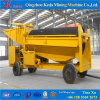 Popular Selling Movable Gold Washing Trommel Screen