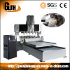 4 Axis 8 Spindles Stone CNC Router Machine (DT8025-6)