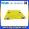 Simple Yellow Electronic Board for Consumer Electronics