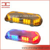 Multi-Voltage Amber Mini Warning Light Bar (TBD0696D-8e-Amber)