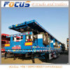 12.5m Cargo Transport Semi Trailer with Container Lock for Multipurpose