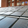 Manifold Heat Pipe Solar Collectors for Big Water Heating Project