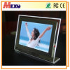 Table-Top Crystal Photo Frame with Magnetic Face