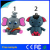 Promotion Gift Cute Cartoon Elephant Style USB Flash Drive