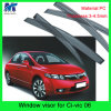 Auto Accesssories Window Roof Visors Sun Guard for Hodna Civic 06