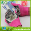 Autumn and Winter Warm Printed Knitted Gloves Touch Screen Gloves