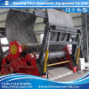 Hot! Mclw12hxnc-60*3500 Wind Tower Manufacturing Hydraulic CNC Plate Rolling Machine