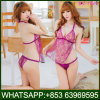 China Supplier Underwear Lace Tank Top Honeymoon Lingerie