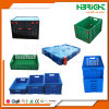 Large Plastic Pallet Container Folding Bins Collapsible Container