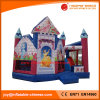 Inflatable Princess Theme Jumping Bouncy Castle for Kids Toy (T2-607)