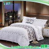 3 PCS Luxury Cotton Hotel Printed Bed Cover