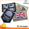 Custom Tactical Morale Military United Kingdom Flag PVC Hook & Loop Patch