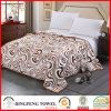 2017 New Season Coral Fleece Blanket with Printed Df-8856