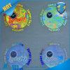 2015 Hot Sale Blue Color Laser Hologram Sticker Printing