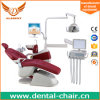 2015leather Cushion Dental Chair Price with Left Side Dentist