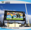 High Performance P4 Outdoor Advertising LED Display