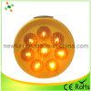 Traffic Amber Solar Sunflower Warning Light