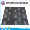 Economical Building Material Stone Coated Metal Shingle Roof Tile