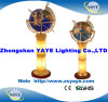 Yaye 18 Best Sell Lighting Gemstone Globe with Globe Size: 330mm/450mm/550mm/650mm/ Office Decoration (YAYE-ST-L024A)