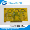Multi-Layer Yellow Color Solder Masker Printed Circuit Board PCB Board Made in China