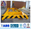 ISO Certificated Semi Automatic Container Lifting Bean Port Use Container Spreader