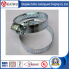 12.7mm Bandwidth American Type Worm Drive Hose Clamps